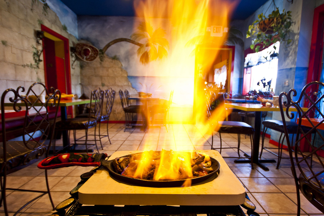 La Cocina Mexican Restaurant • The Restaurant Times St. Augustine, Florida