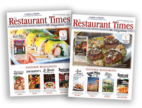The Restaurant Times St. Augustine, Florida