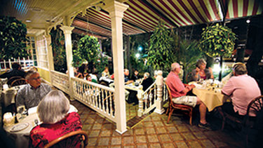 The Raintree • The Restaurant Times St. Augustine, Florida