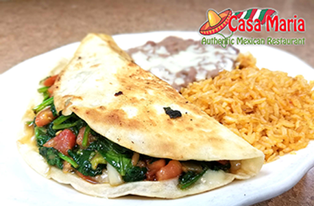 Casa Maria Mexican Restaurant • The Restaurant Times St. Augustine, Florida