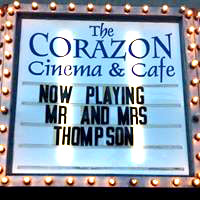 The Corazon Cinema and Cafe • The Restaurant Times St. Augustine, Florida